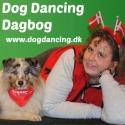 Klik på billedet for at besøge vores Dog Dacning Dagbog